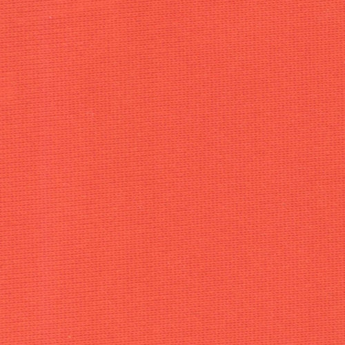 Orange Dazzle Athletic Jersey Knit Fabric