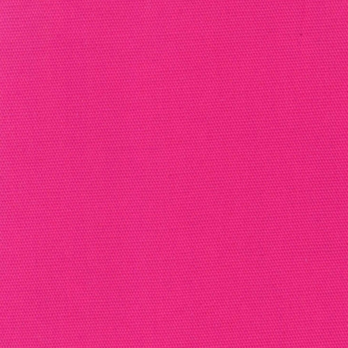 Fuchsia Polyester/Cotton Poplin Woven Fabric