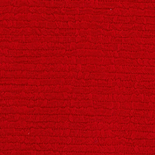 Red Symphony Crush Vera Ottoman Double Knit Fabric