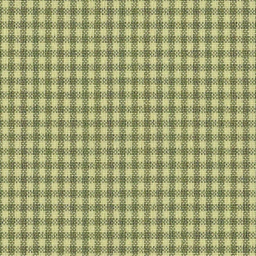 Tan/Olive #5 Suiting Plaid Woven Fabric