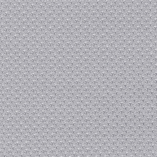 Light Grey Micro Mesh Knit Fabric