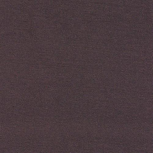 Brown Wash Rayon Lycra Jersey Knit Fabric