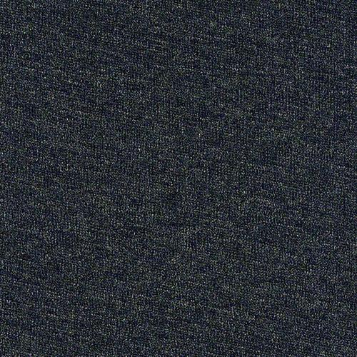 Charcoal Vintage Rayon Lycra Jersey Knit Fabric