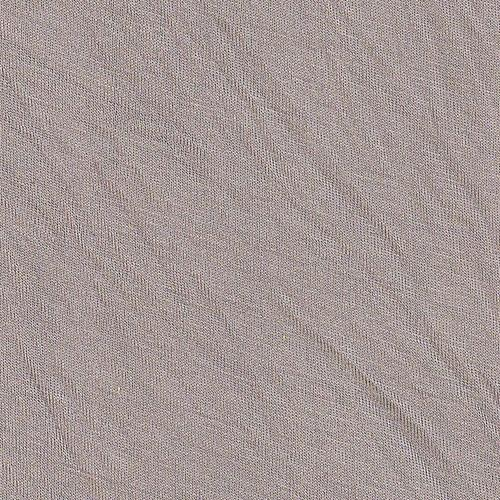 Taupe Polyester Rayon Lycra Jersey Knit Fabric