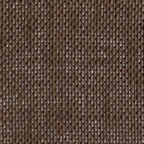 Brown Burlap Woven Fabric - SKU 4761