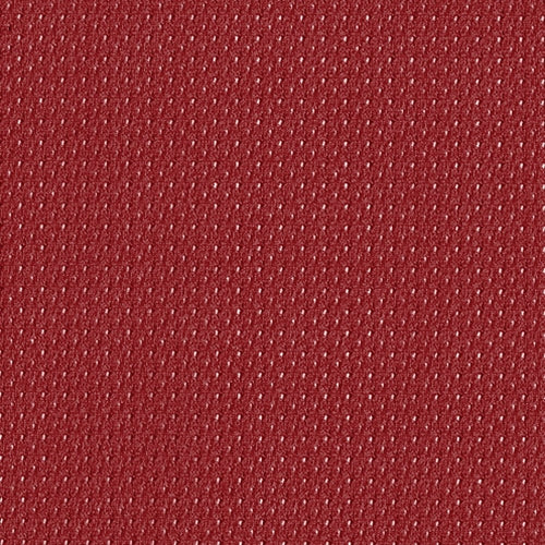 Desert Red Micro Mesh Knit Fabric
