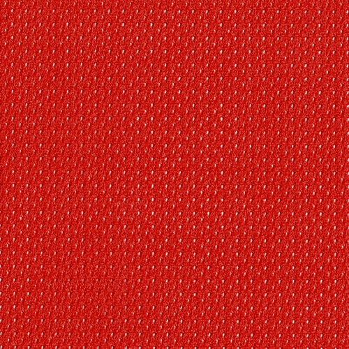 Red Micro Mesh (A) Knit Fabric