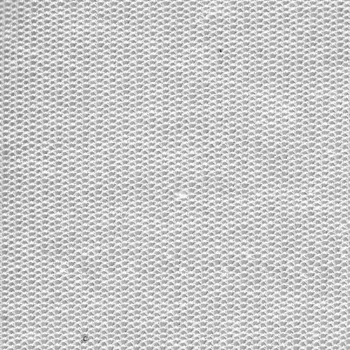 White Mesh Knit Fabric