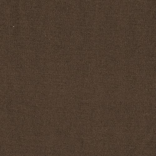 Brown#2 Satin Polyester/Lycra Jersey Knit Fabric