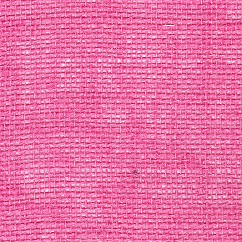 Pink#2 Jute Burlap Woven Fabric (Sold by the Roll) - SKU MYL.1787A