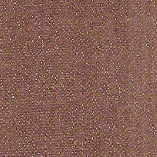 Brown Mirror Organza Woven Fabric
