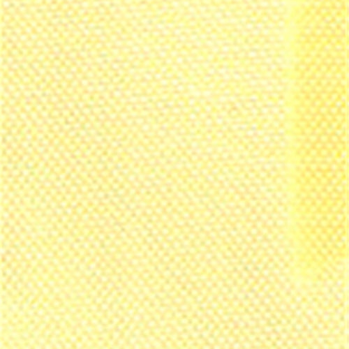 Light Yellow Mirror Organza Woven Fabric