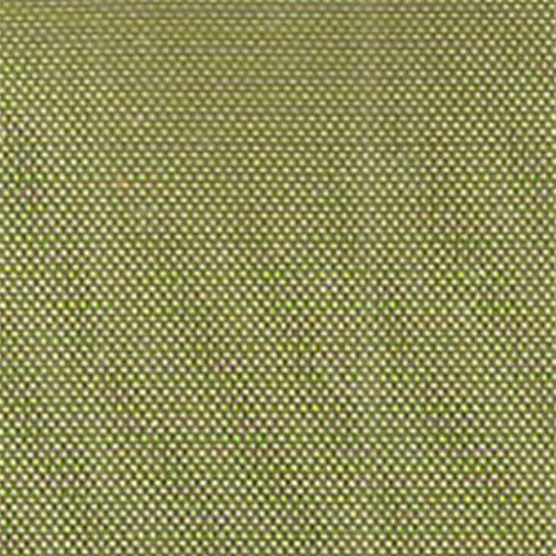 Dark Lime Mirror Organza Woven Fabric