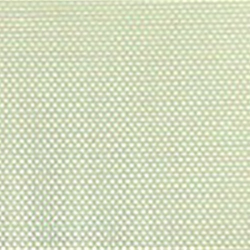 Lime Mirror Organza Woven Fabric