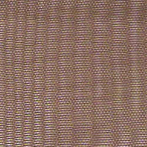 Light Brown Mirror Organza Woven Fabric