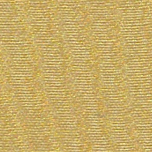 Dark Gold Twinkle Organza Woven Fabric