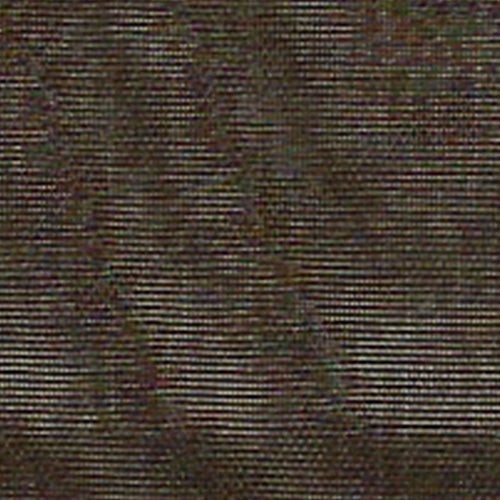 Brown Twinkle Organza Woven Fabric