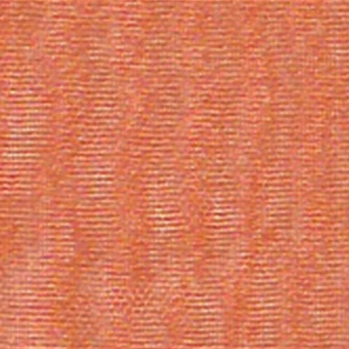 Dark Orange Twinkle Organza Woven Fabric