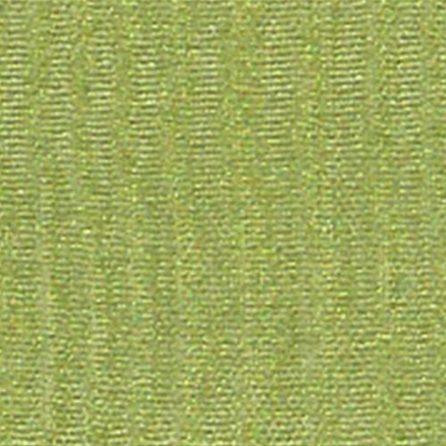 Dark Lime Twinkle Organza Woven Fabric