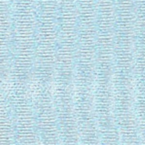Baby Blue Twinkle Organza Woven Fabric
