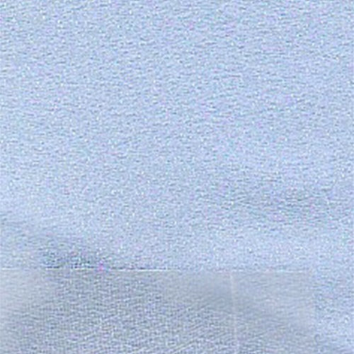 Baby Blue Panne Velour Knit Fabric