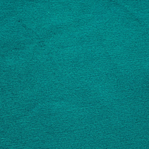 Jade Dark 14oz. Cotton/Lycra Jersey Knit Fabric - SKU 4952