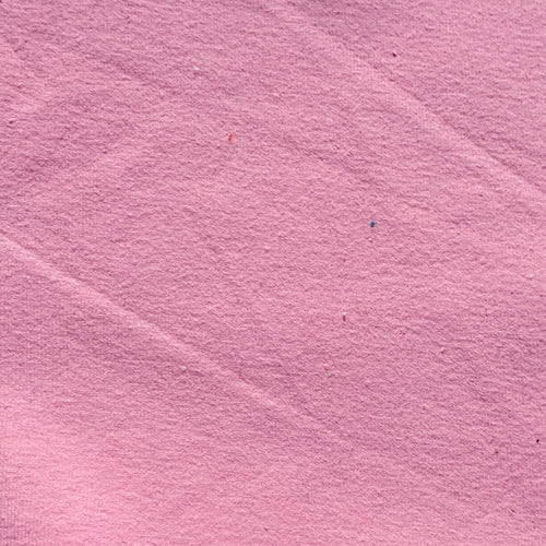 Pink 14oz. Cotton/Lycra Jersey Knit Fabric - SKU 4952