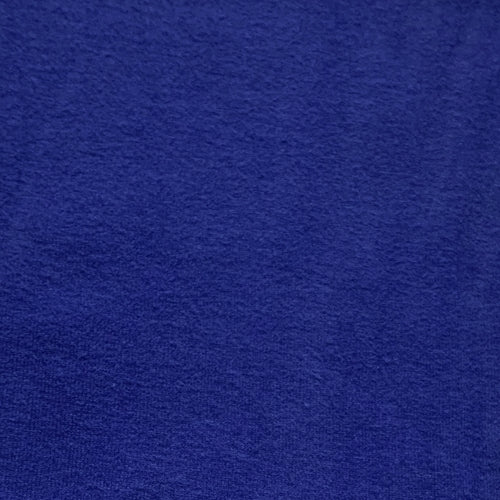 Royal Dark 14oz. Cotton/Lycra Jersey Knit Fabric - SKU 4952