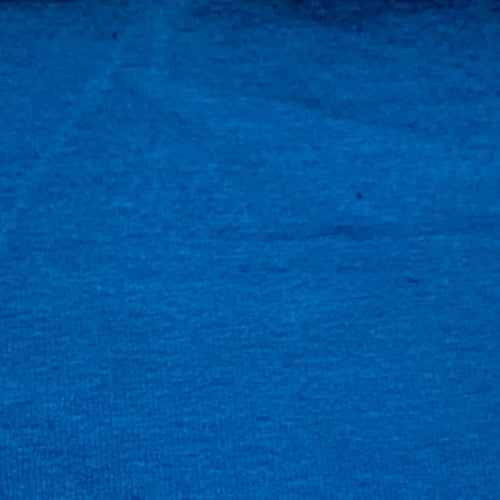 Teal Brite 14oz. Cotton/Lycra Jersey Knit Fabric - SKU 4952