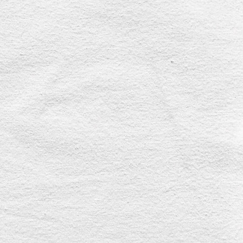 White 14oz. Cotton/Lycra Jersey Knit Fabric - SKU 4952