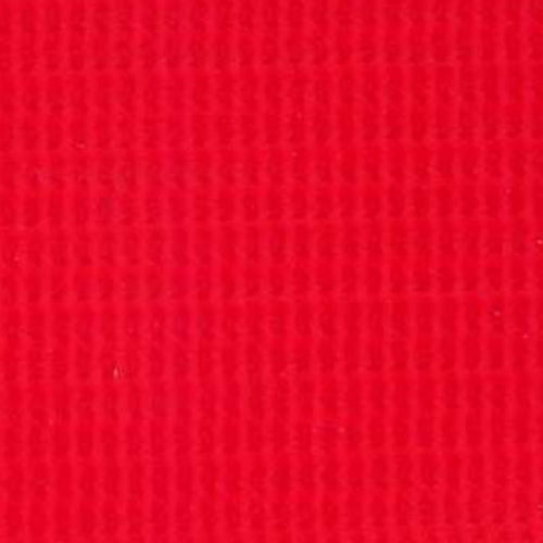 Red Waterproof Vinyl Woven Fabric
