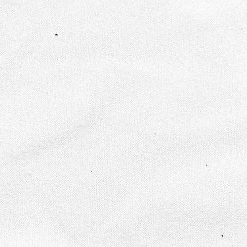 White #50 Brushed Tricot Polyester Knit Fabric - SKU 5282