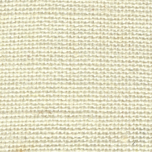 Jute Burlap White Woven Fabric (Sold by the Roll) - SKU MYL.1787C