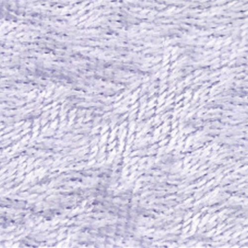 Lavender Panne Velour Knit Fabric