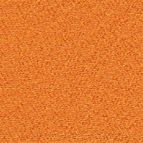 Orange #1405 Crepe De Chine Woven Fabric