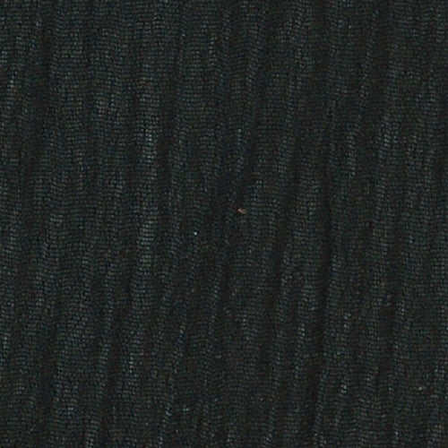 Black Crinkle Chiffon Sheer Woven Fabric - SKU 4627