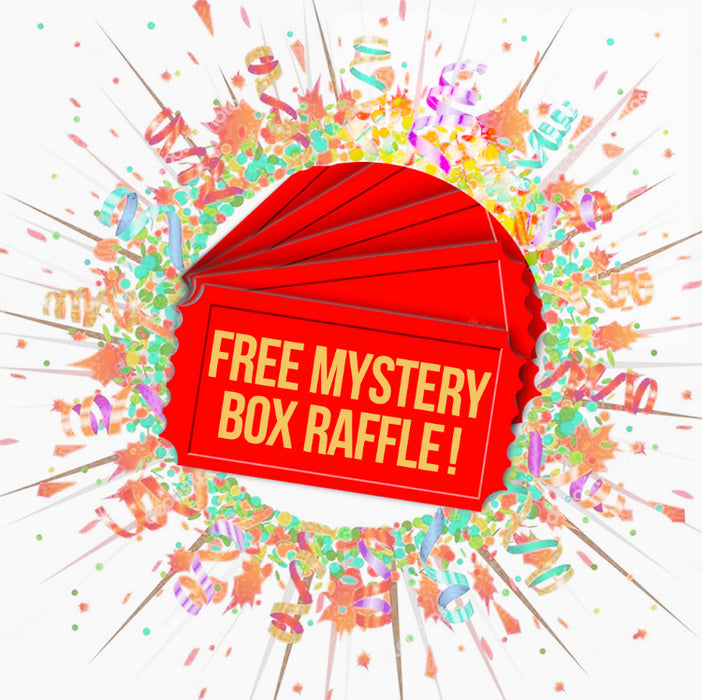 Free Mystery Box Raffle Ticket