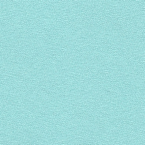 Aqua Pebble Crepe Suiting Woven Fabric