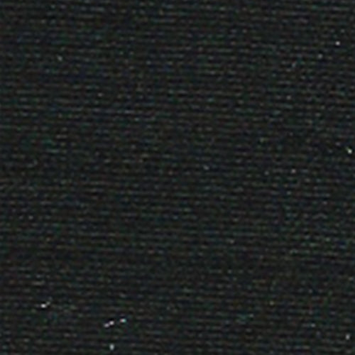 Black Dupioni Slub Satin Woven Fabric