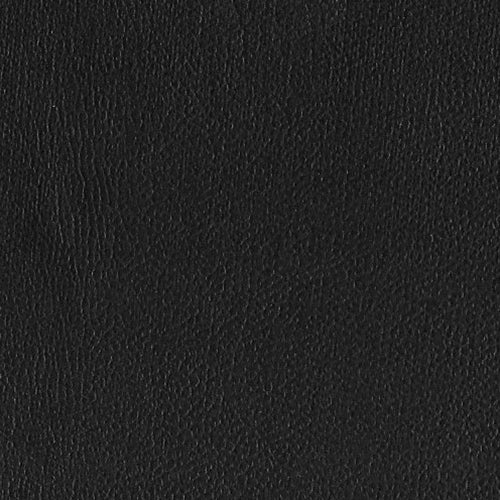 Black Ultra Soft Vinyl Woven Fabric