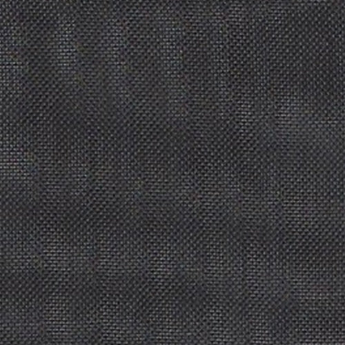 Black Voile Sheer Woven Fabric