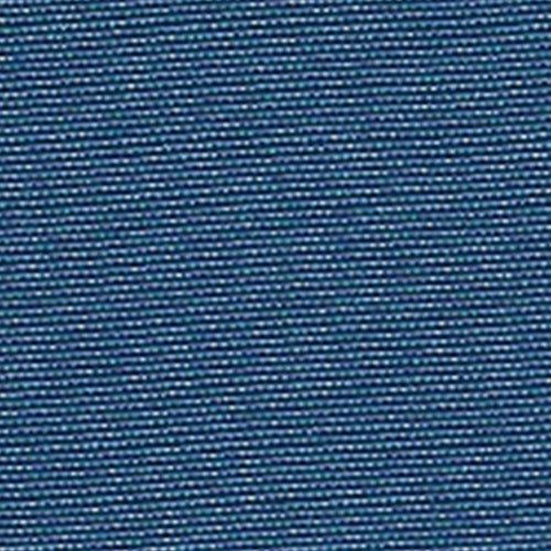 Blue Peachskin Woven Fabric