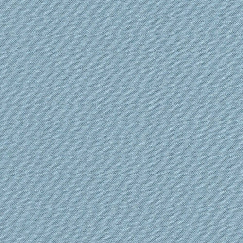 Blue Stretch Polyester Suiting Woven Fabric