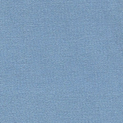 Blue Sueded Polyester Suiting Woven Fabric
