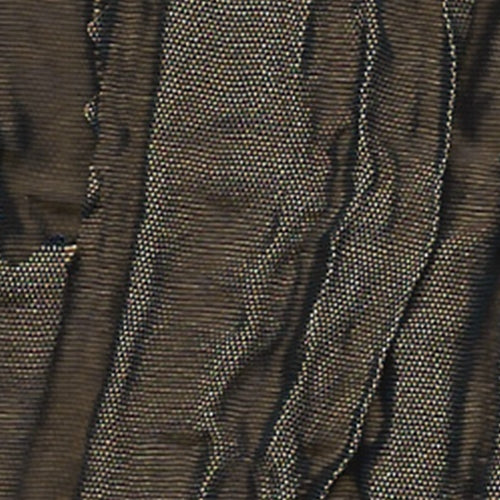 Bronze Crush Tafetta Woven Fabric