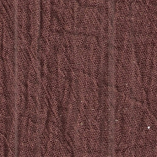 Brown Gauze (A) Woven Fabric
