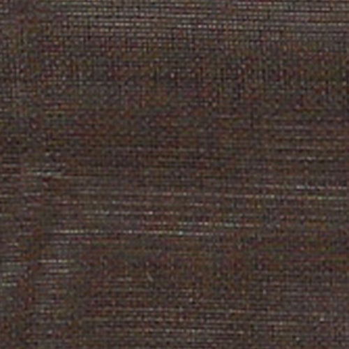 Brown Georgette Woven Fabric