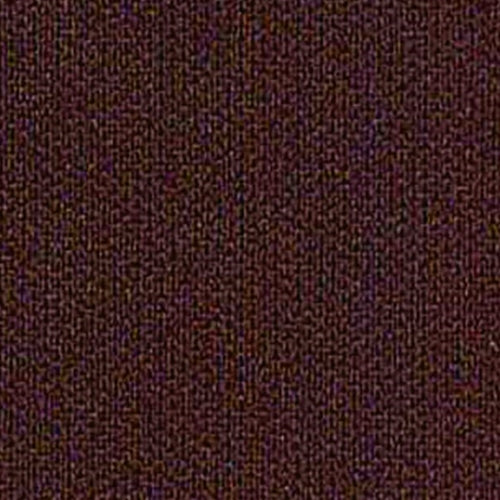 Brown Polyester Interlock Knit Fabric