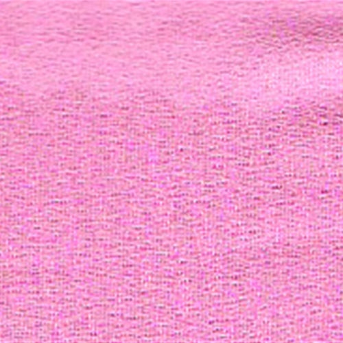 Bubblegum Pink Georgette Woven Fabric