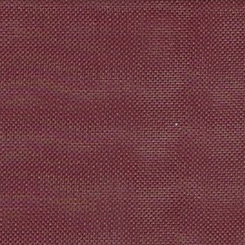 Burgundy Voile Sheer Woven Fabric